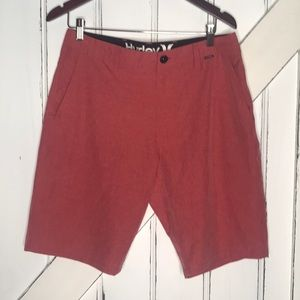 Hurley Phantom Shorts Mens Sz 31
